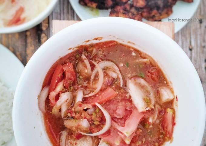 Sambal Belacan Tomato