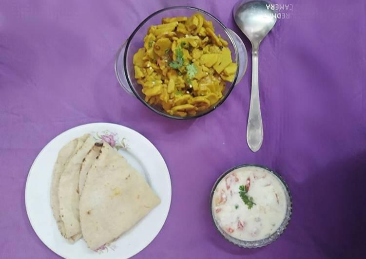 Recipe of Homemade Zeera Arbi