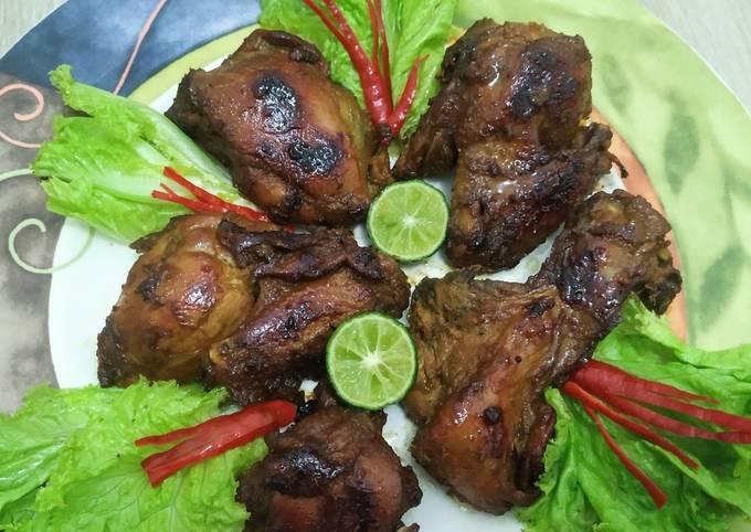 Ayam Bakar Teflon
