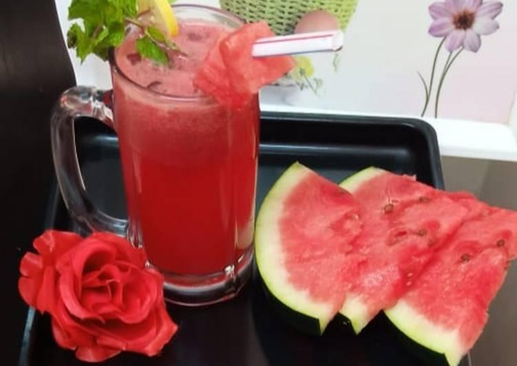 How to Make Favorite Watermelon margarita 🍉🍉