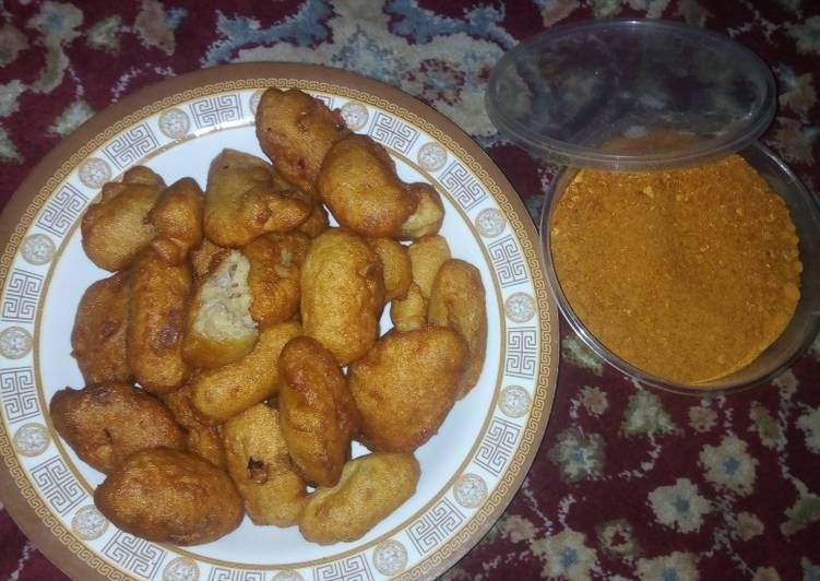 Easiest Way to Prepare Speedy Beans Ball (Akara)