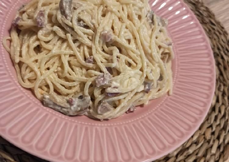 Espaguetis Carbonara 🍝