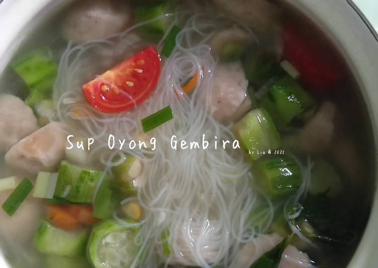 Sup Oyong Gembira