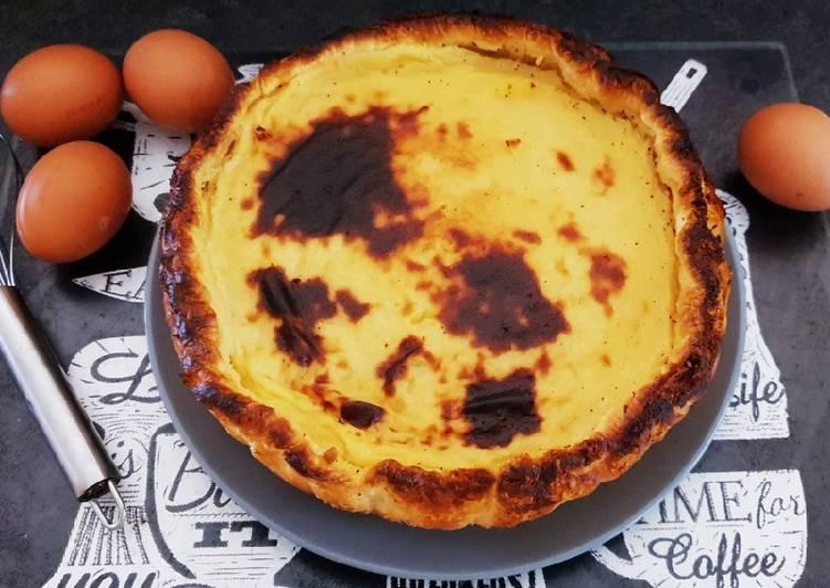 Comment Faire Des Flan pâtissier au citron