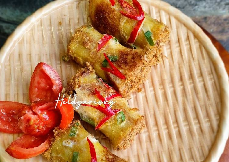 Floss Roll Abon Roti Tawar