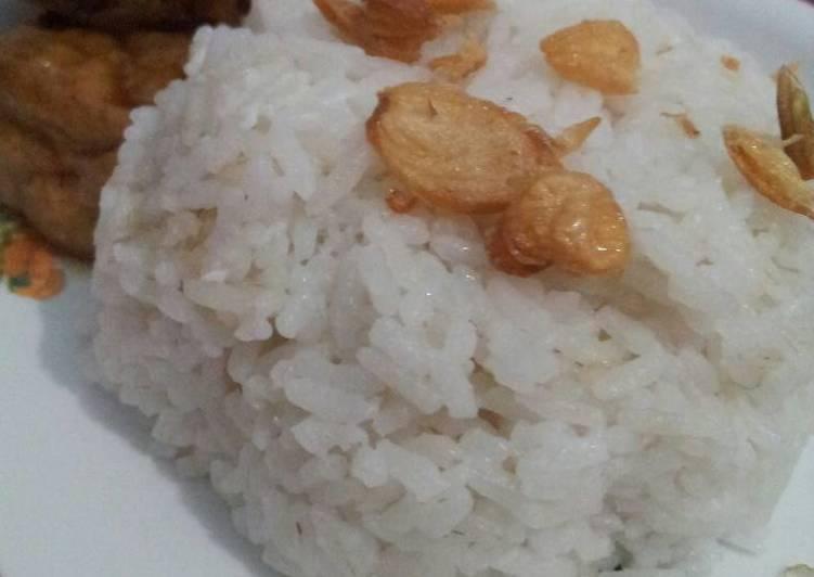 Nasi uduk guwampang
