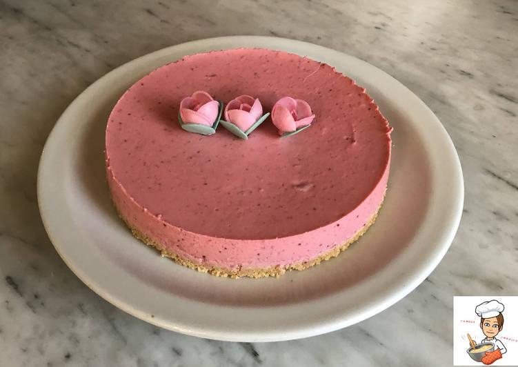 Ricetta Cheesecake alle Fragole