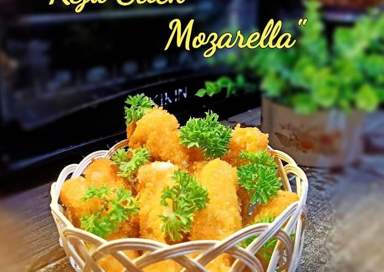 Keju Stick Mozzarella