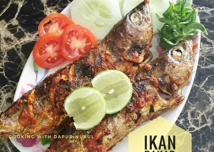 Ikan Bakar Tuna