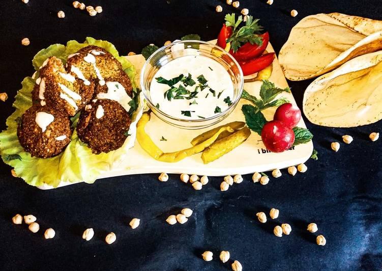 Simple Way to Prepare Ultimate Falafel