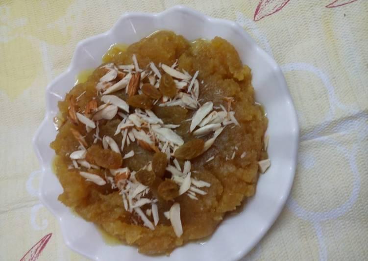 Easiest Way to Prepare Favorite Sweet potatoes Halwa