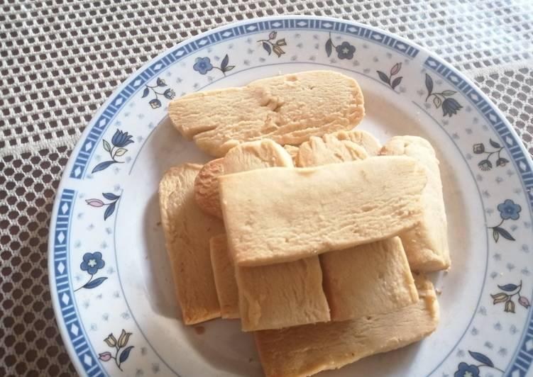 Short bread cookies #mycookbook week 3