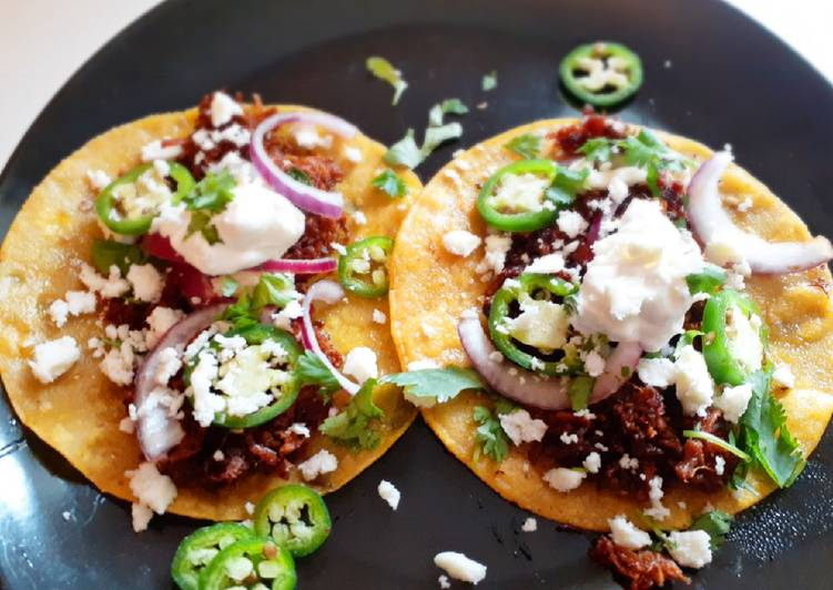 Easiest Way to Prepare Ultimate Chilorio Tacos