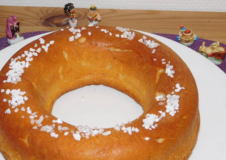Recipes  Brioche des rois