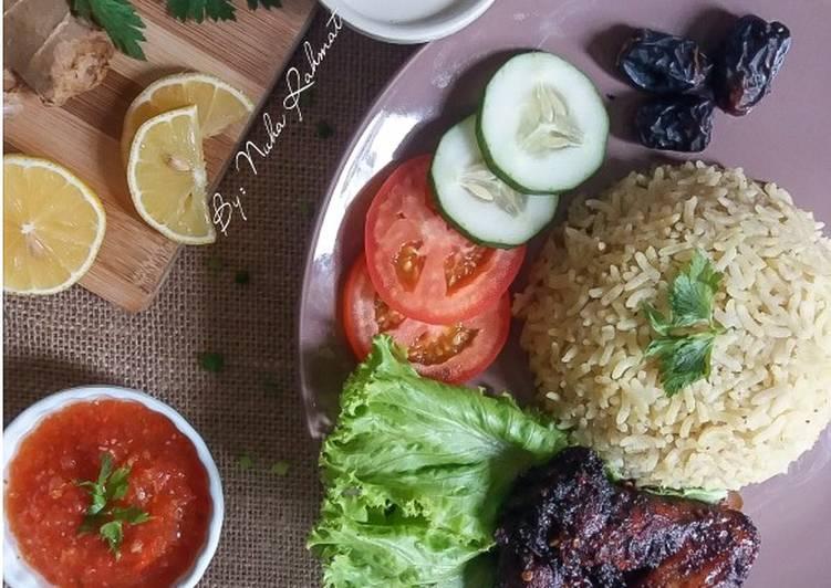 Nasi Ayam Mama #phopbylinimohd #menuberbuka - velavinkabakery.com
