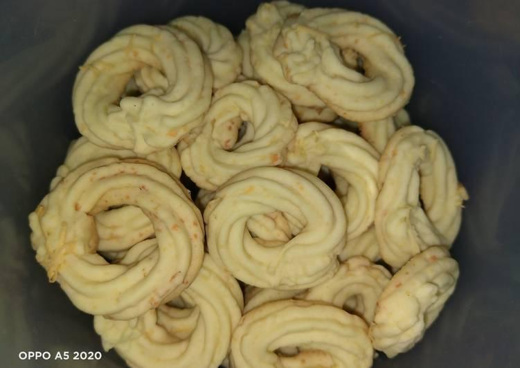 Resep Sagu keju teflon/wajan dan no mixer takaran sendok yang Enak Banget