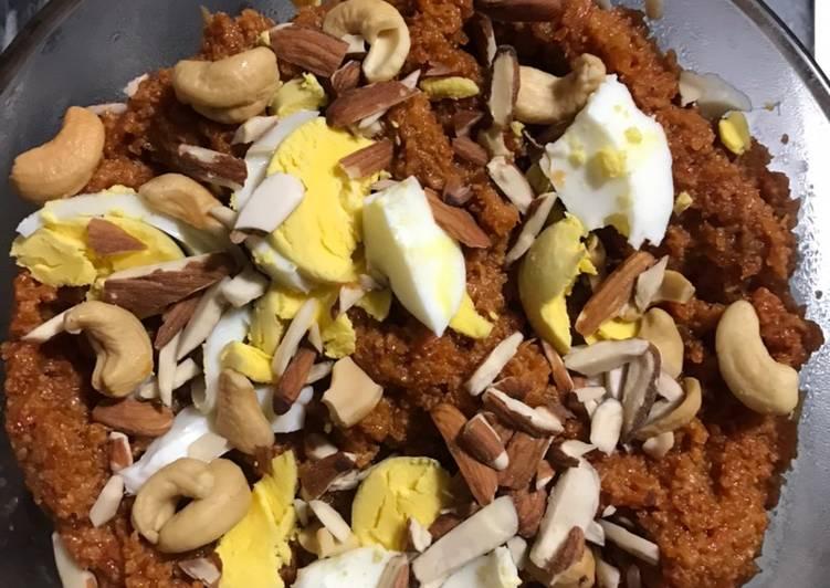 25 Minute Steps to Make Diet Perfect Gajar ka halwa