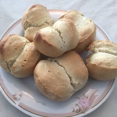 como hacer pan casero sin levadura en horno electrico