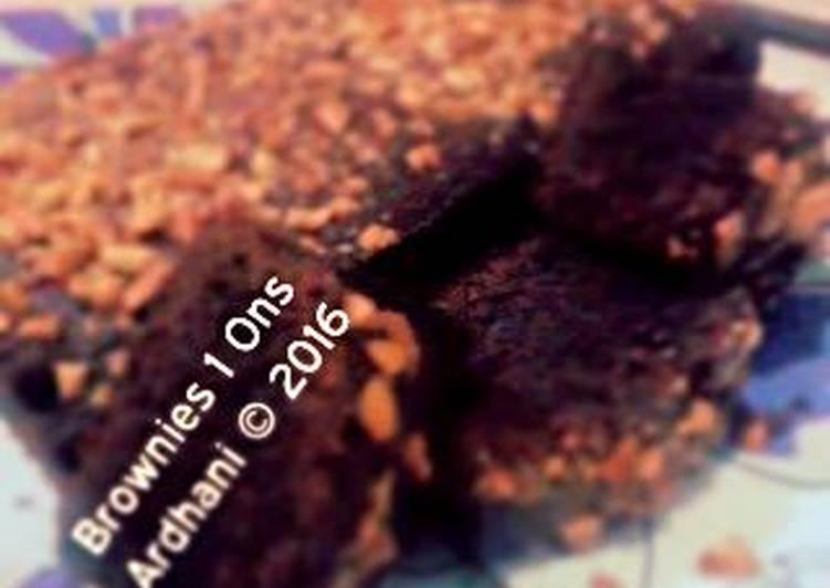 Brownies 1 Ons