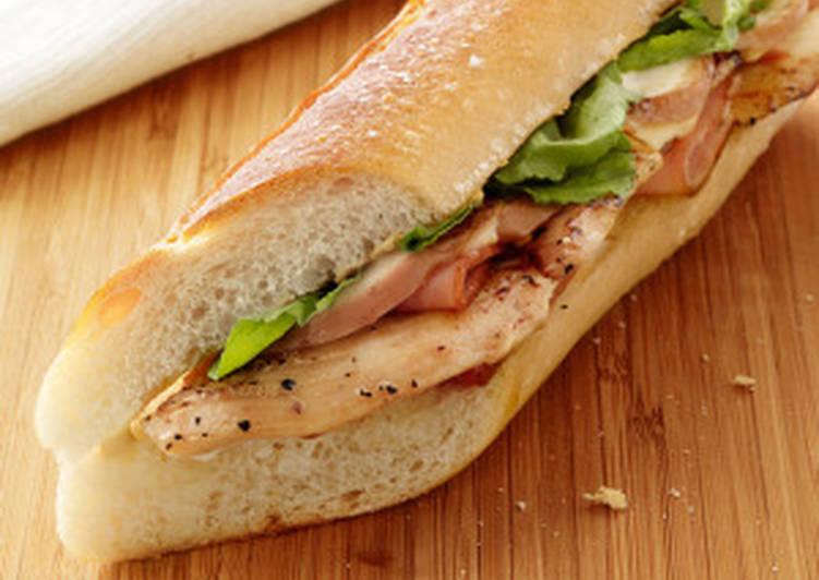 Recipe of Quick Sandwiches & Slaw