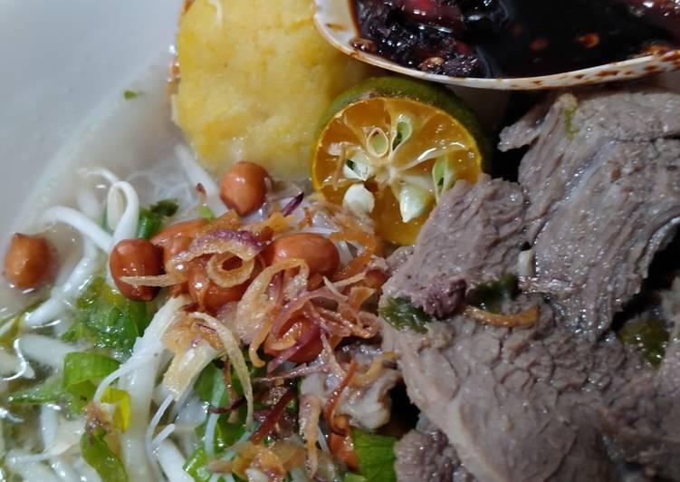 Soto daging simple sedap  #mihun sup #sup daging #soto simple