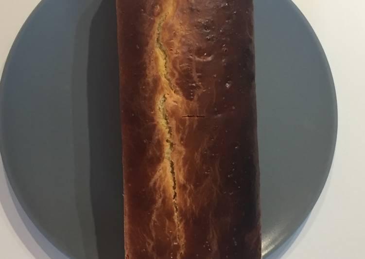 Cake au goût de brioche