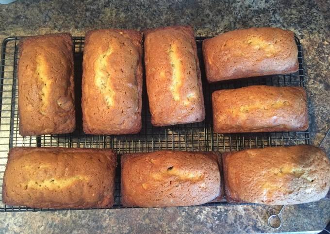 Gramma Evies Banana Bread