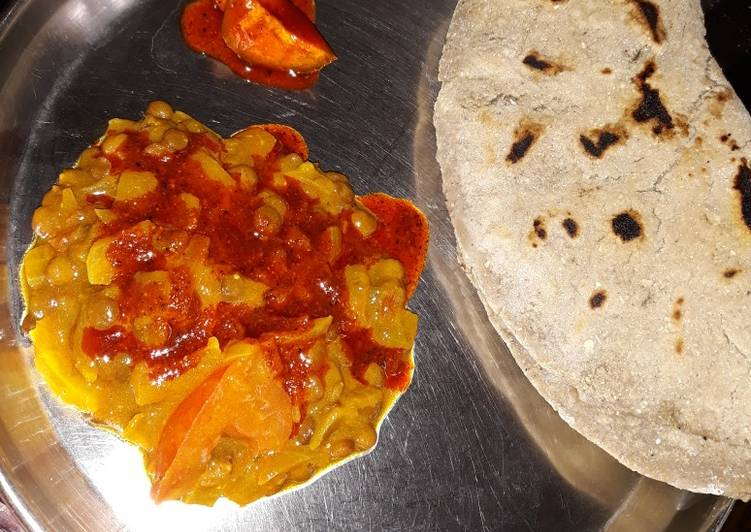 Information on How to Elevate Your Mood with Food Bajra Roti