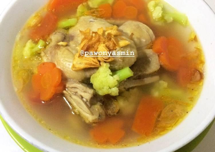 Sup Ayam Like Resto