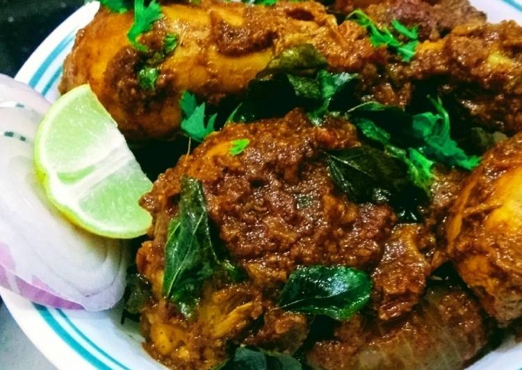 Ghee Roast Chicken Finding Healthful Fast Food