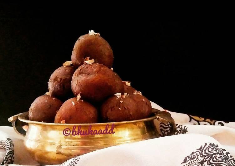 Pantua (A Bengali dessert)