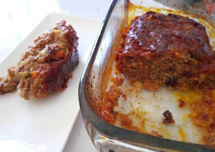 Spicy Yummy Meatloaf