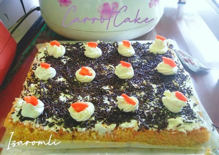 Carrot Cake /Cake wortel