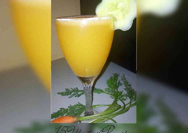 Mango Smoothie nd Mocktail(Easy way)