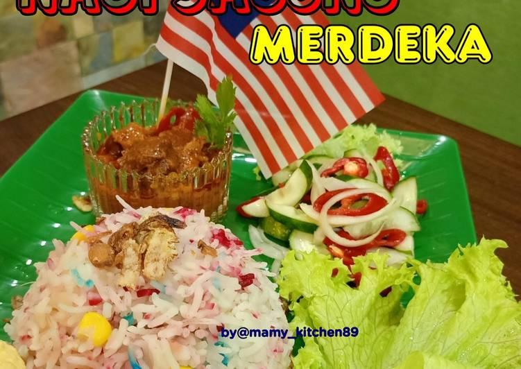 Nasi Jagung Merdeka