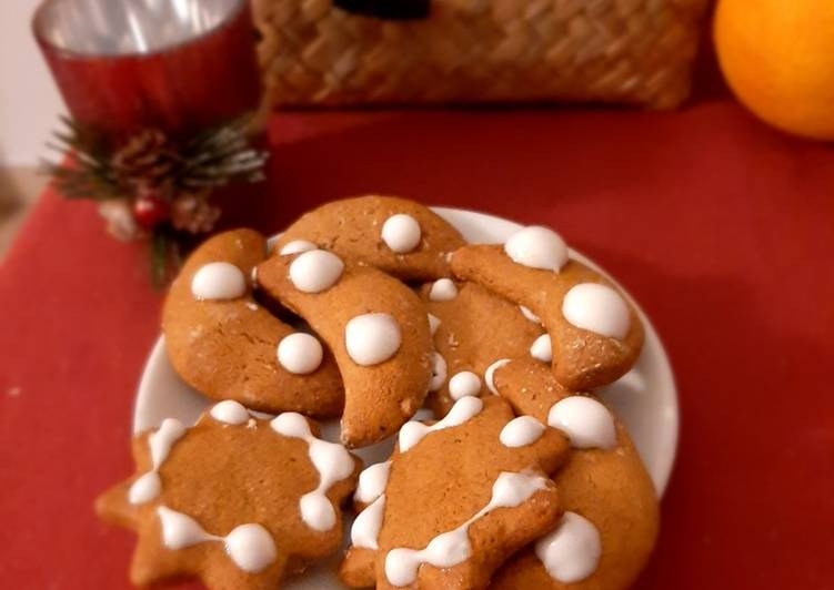 Pan di zenzero / Gingerbread