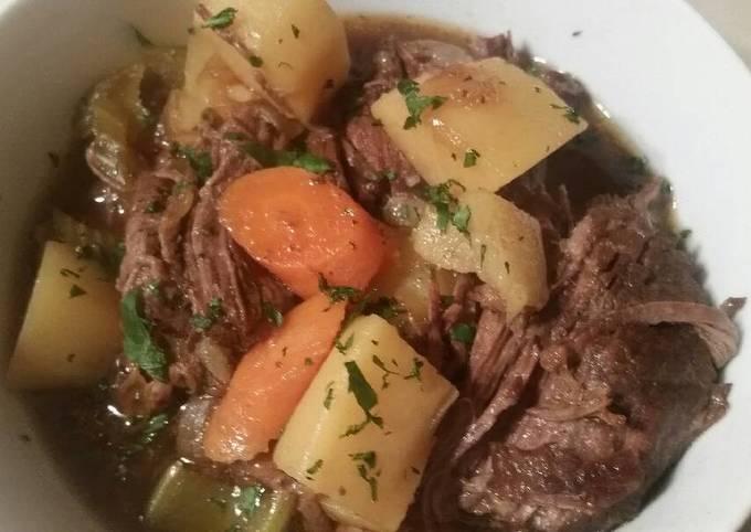 Simple Way to Make Quick Pot Roast