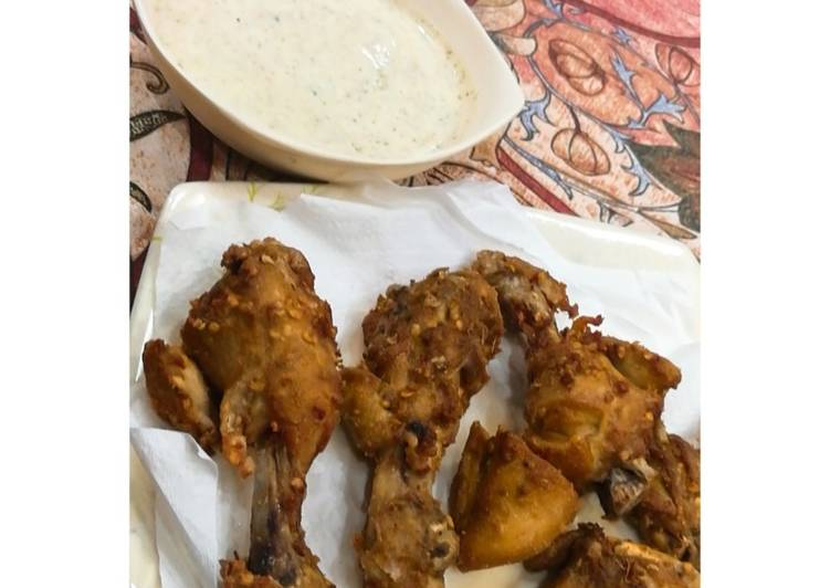 Simple Way to Prepare Speedy Chatkhara chicken