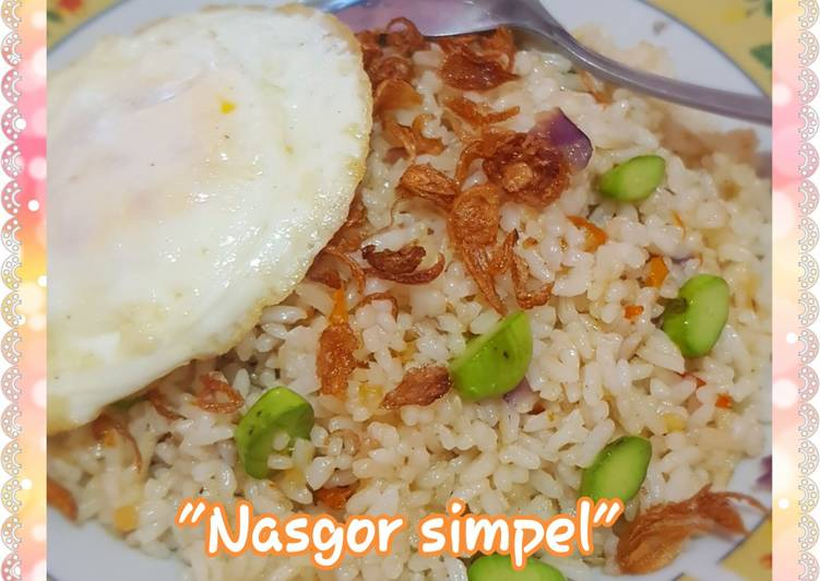 Nasgor Simpel & enak