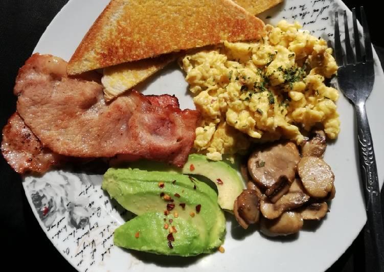 How to Make Homemade Breakfast