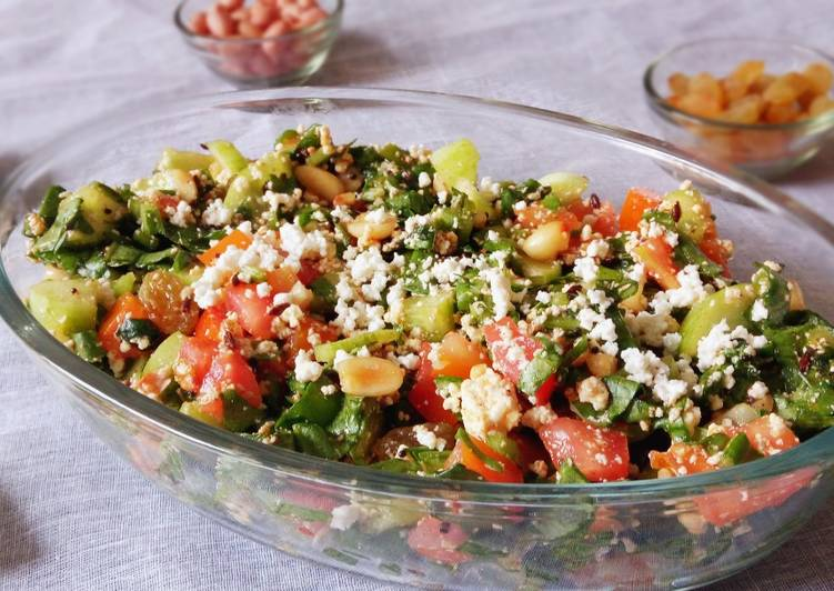 Dinner Ideas for Every Craving Palak Paneer Salad