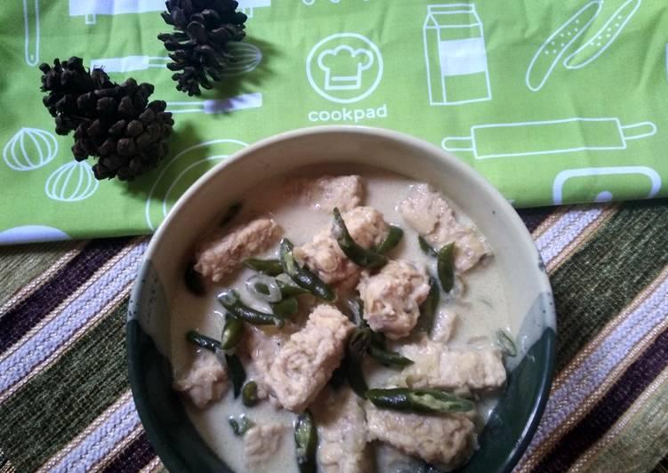 Sayur Lombok Ijo