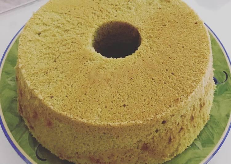 Pandan Chiffon Cake Recipe By Yummiche Cookpad