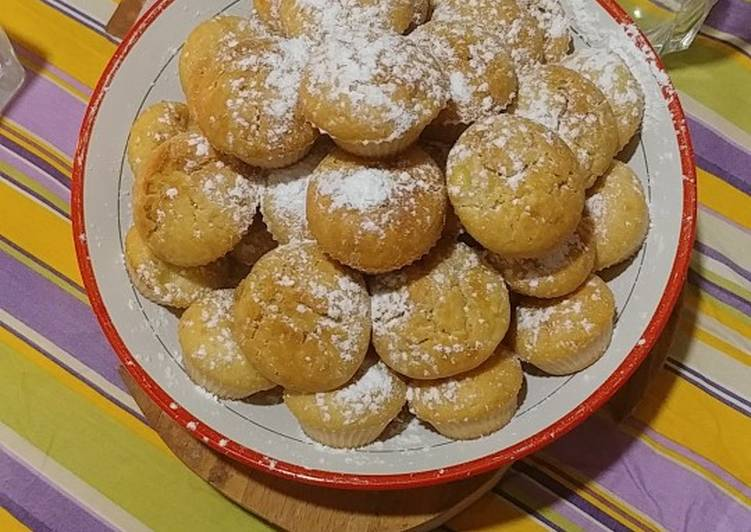 La Meilleur Recette De Muffins à la pomme