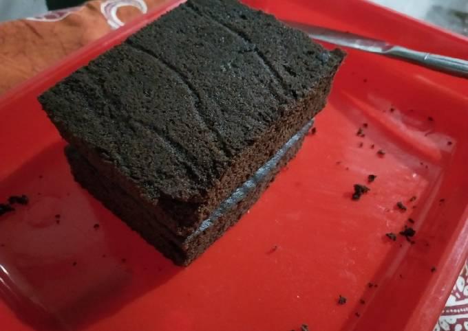 Brownies kukus haan