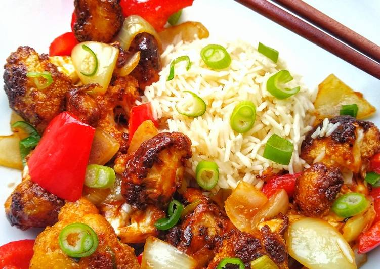 Sweet 'n' Sour Cauliflower, Heart Friendly Foods You Must Eat