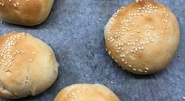 Hình ảnh món Bánh mì tròn Burger Bun