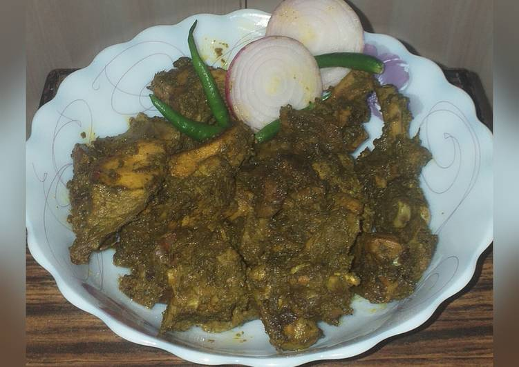 Easiest Way to Make Favorite Goan chicken cafreal
