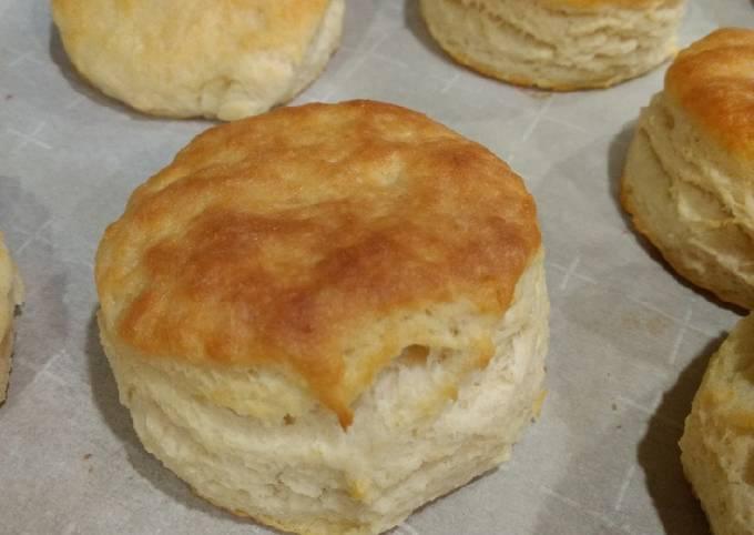 Recipe: Perfect Buttermilk Biscuits