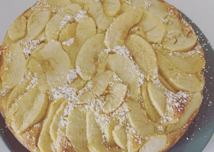 Recette Appétissante Gâteaux aux pommes et mascarpone 🍰